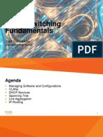 Capacitación Switching - Aruba Fundamentals