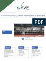 Benchmark graphique - Publicité sur les chantiers de construction.pdf