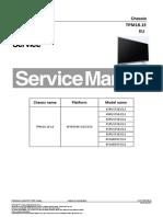 Philips 50PUS7303 (TPM18.1E_LA ) Service Manual