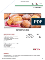 Krapfen di Patate Dolci Recipe