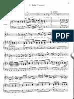 Apri le luci e mira / Antonio Vivaldi (vocal score)