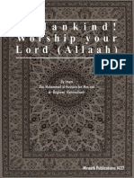 O-mankind-Worship-your-Lord-Allaah