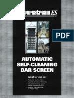 Bar Screen Brochure