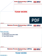 BPO2-Module 11 TEAM WORK