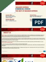 Bikaner Express Franchise Call