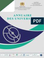 Annuaire des Universités