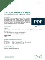 MQ_Hydrogen Peroxide in Yogurt_V 1.0