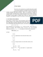 Appendix C Linear Algebra