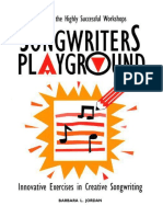 Songwriters Playground - Innovative Exercises in Creative Songwriting