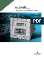 D351261X012 - DL8000 Preset Controller