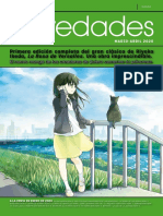 Novedades ECC Manga Marzo-Abril 2020