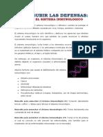 Sistema inmunológico defensas