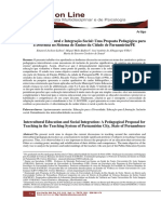 aId ARTIGO 55  Educação Intercultural e Integração Social    Supl 1  a ID ED 42