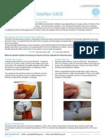 Chemicals-and-Seeflex-Limitations