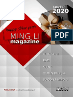 Ming Li Magazine janvier_2020