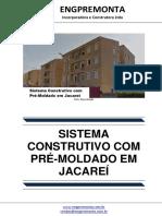 Sistema Construtivo Com Pré-Moldado Em Jacareí