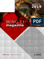 Ming Li Magazine novembre_2019