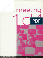 Aagaard Jacob & Lund Esben - Meeting 1 d4, 2002-OCR, Everyman, 177p
