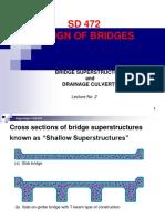 Lecture No.2 - Bridge-Superstructure