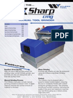 Wilson Tool X-Sharp CMG