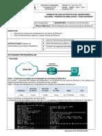 Práctica 4 Uso de Wireshark para examinar las (1)