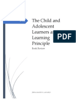 The Child and Adolescent Learners