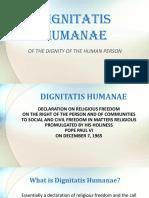 DIGNITATIS HUMANAE presentation.pptx