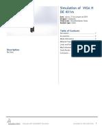 VIGA H DE 4X1m-SimulationXpress Study-1