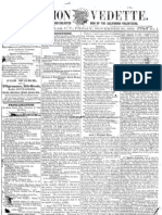 Union Vedette Newspaper from 1863