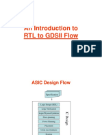 Backend Design Flow