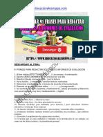 91+FRASES+PARA+REDACTAR+BOLETINES+O+INFORMES+DE+EVALUACIÓN