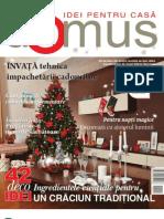 Revista Domus decembrie 2010