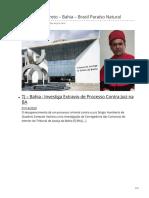 Notícias de Formosa Do Rio Preto Bahia Brasil