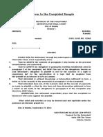 Complaint Sample.docx