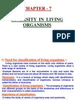 7diversityinlivingorganisms