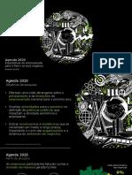 2020 - Expectativas do Empresariado para o País e os Negócios (71% Positivo), Deloitte