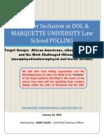 REPORT MARQ UNIV - Your Response on November 27