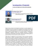 La planificación como arma estratégica para el desarrollo sustentable.Boletín de Investigación y Postgrado (1)