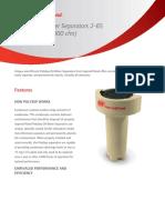 PolySep Oil Water Separators 2-65 m3_min (60-2,300 cfm)