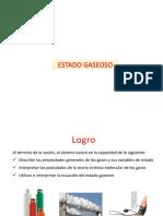 (13) Estado Gaseoso