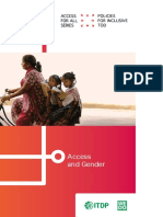 ITDP - Access For All