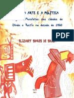 Elizabet Soares de Souza brigada muralista recife anos 80 pmdb