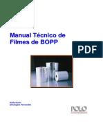 Manual BOPP Polo