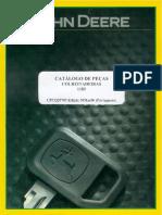 Catálogo de Peças Colheitadeiras John Deere 1185
