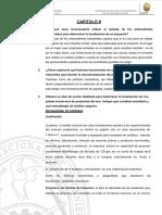 Cap 9 y 10 Evaluacuón de Proyectos