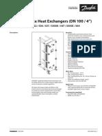 Danfoss - Sondex - Plate Heat