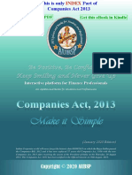 all-sections-of-companies-act-2013