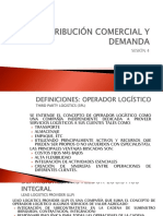 DISTRIBUCIÓN COMERCIAL Y DEMANDA