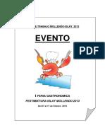 PROGRAMACION DE FESTI MIXTURA MOLLENDO 2013 X JILAPA