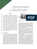 Temporal Activity Localization via Language Query-03 Aug 2017